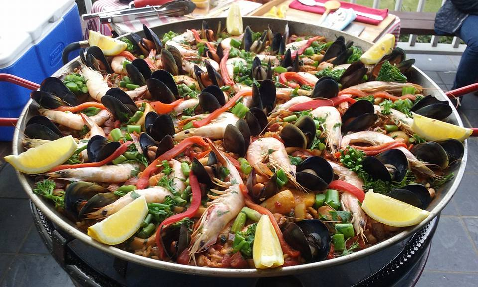 The Big Paella